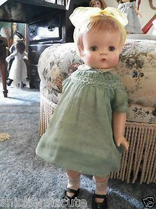 Vintage Patsy composition doll