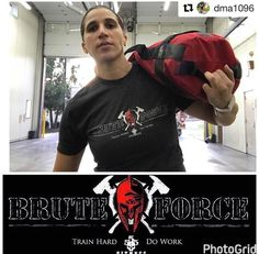 #Repost @dma1096  BE THE FIRST LIMITED EDITION FIRST EVER BRUTE FORCE / 555 FITNESS GEAR.  Inspired by those who show up everyday who put in the work. The new Brute Force 555 Fitness GEAR is built to train in or to rep Brute Force and 555 Fitness when you are out doing your thing. This shirt is a co-branded design with our friends at 555 Fitness a leader in firefighter fitness around the world. A portion of all sales will go to support 555's grant program. Available exclusively through Brute…