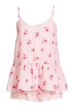 Image for Pretty Ditsy Shortie Pj Set from Peter Alexander