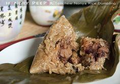 Teochew Nonya Rice Dumpling