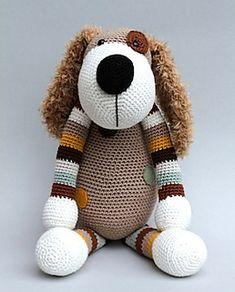 Hond Boris pattern by Stip & Haak