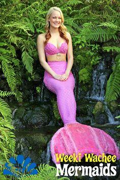 Mermaid Amy (2013) mermaidsrus light pink realistic mermaid tail