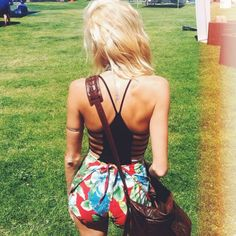 L*Space The Wild Side One Piece | CUTE BACK | SUMMER | FASHION | M E G H A N ♠ M A C K E N Z I E