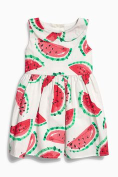 Buy Multi Watermelon Prom Dress And Matching Knicker Set (0mths-2yrs) from the Next UK online shop