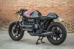 BMW K100 Cafe Racer by The Biker Special