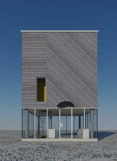 minimal architecture building houses lines structure
