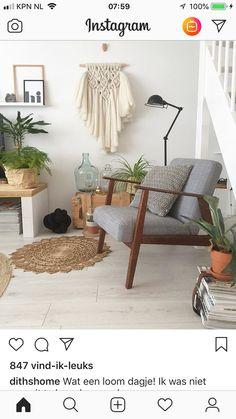 Cosy Corner, Loom, Rugs, Table, Furniture, Home Decor, Farmhouse Rugs, Decoration Home, Room Decor