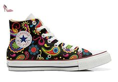 mys Chuck Taylor, Chaussons montants fille - multicolore - multicolore, - Chaussures mys (*Partner-Link)