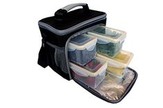 38e580f9a3 MEAL BAGS for BODYBUILDERS – IsoBag   6 PACK FITNESS!! Meal Prep Lunch  BoxMeal ...