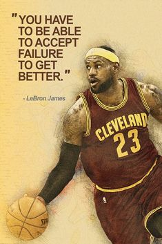LeBron James Quotes NBA Basketball Sayings Poster - Fitness and Exercises, Outdoor Sport and Winter Sport Nba Basketball, Basketball Tricks, Basketball Workouts, Basketball Sayings, Inspirational Basketball Quotes, Curry Basketball, Quotes Inspirational, Basketball Videos, Motivational Quotes