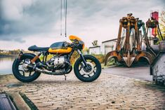 "1988 Bmw RT80 Cafe Racer ""The Covenant"" by WUNDERKIND-Custom #motorcycles #caferacer #motos 