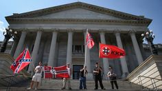 Five people arrested at Ku Klux Klan rally - RTE.IE #KuKluxKlan, #Rally, #US
