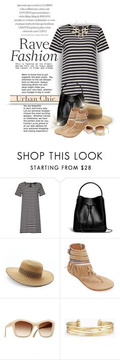 """Rave Fashion"" by eilselrenrag ❤ liked on Polyvore featuring French Connection, 3.1 Phillip Lim, Apt. 9, Musse & Cloud, Chanel, Stella & Dot and Vera Bradley"
