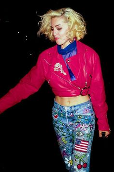 vintage everyday: Old Portraits of Madonna