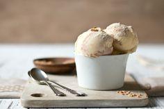 Weiße Schokolade Nougat Eis   Foodlovin'