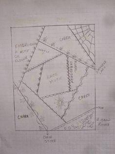Intermediate Crazy Quilt Class Blog: Dolores Task D-5 and E