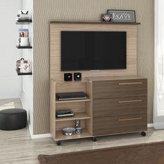 a Metal Furniture, Bed Furniture, Furniture Design, Muebles Rack Tv, Microcontrolador Pic, Tv Stand Modern Design, Ruang Tv, Modern Tv Wall, Tv Unit Design