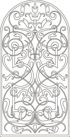 Looking at the Craft and Art of Marquetry: Vector Patterns
