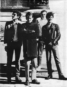 postpunkscene:    Gang Of Four