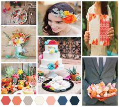 Creative Flow Company :: Spanish Ranch Wedding Inspiration
