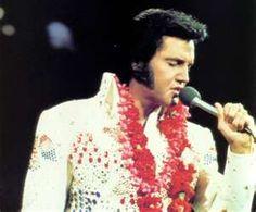 Elvis...what a voice
