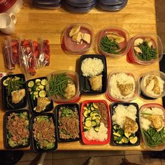 We finished prepping our meals a little after midnight. This right here is only enough for four days for me while Jay only made less than three days worth. This doesn't include breakfast of course. I like meal prepping with him because even though he may get on my nerves somedays he makes it not so boring and it's usually when we discuss our goals and game plans. People often say they don't have time to cook for two or three hours on a Sunday but they have time for binge watching Netflix…
