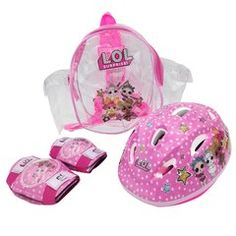 L Surprise! Protection Set & Helmet Now at Smyths Toys UK. Only at Smyths Toys At Great Prices. Mickey Mouse Room, Minnie Mouse Cookies, American Girl Accessories, Baby Doll Accessories, English Worksheets For Kids, Cool Toys For Girls, Apple Watch Accessories, Toys Uk, Popular Toys