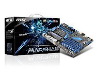 MSI Big Bang-Marshal (B3) Motherboard