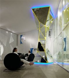 CONCEPT During The 2012 Salone Del Mobile, In Milan, Simone Micheli  Inaugurated His New Office, A Satellite Of His Historic Headquarters In  Florence And A ... Great Pictures