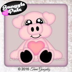 Snuggle Palz Pig