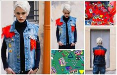 My Works&Ideas! Stylist & Art Director,  DJ Fanatik , Photographer Novi Sad/Serbia Be my model! Send photos on viber or whatsapp +381695824720