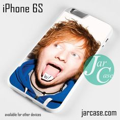 Ed Sheeran Hi YT Phone case for iPhone 6/6S/6 Plus/6S plus