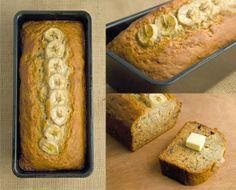 Banana Bread, easy and simple recipe