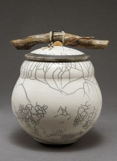 Steve Sanchez, Artist, closed vessel  <3
