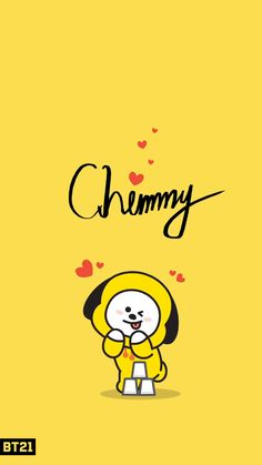 Emoji Wallpaper, Galaxy Wallpaper, Bts Bangtan Boy, Bts Jimin, Tsumtsum, Bts Backgrounds, Bts Drawings, Line Friends, Bts Chibi
