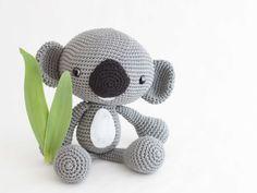 Amigurumi koala Mika