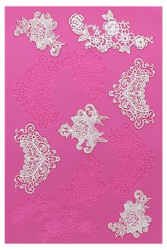 Sweet Lace Large Mat - Cake Lace Mat, Cakelace