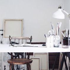 Where the magic happens. #officelove #mystudio