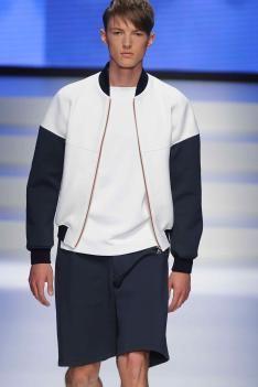 S/S 14 Milan men's catwalks: sports top shows