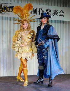 月組・珠城りょう、三銃士が題材の新作にワクワク/芸能/デイリースポーツ online