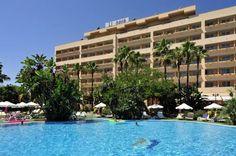 Hipotels Said (****)  GIULIANABRUNA ACCATTATO has just reviewed the hotel Hipotels Said in Cala Millor - Spain #Hotel #CalaMillor