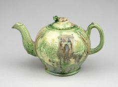 Teapot BRITISH, STAFFORDSHIRE (BRITISH) C. 1765