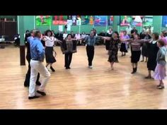 FLORICICA OLTENEASCA with MIHAI DAVID & IRA WEISBURD @ Sasha's 23rd Annual Folk Dance Weekend