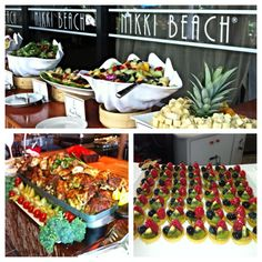 1000+ Images About Nikki Beach Miami Food On Pinterest