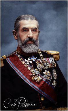 King Carol I of Romania