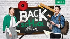 """Limited time Php1,000 """"back to school"""" special discount for OPPO F3 from June 1 to July 31, 2017 --- https://miniphilippines.wordpress.com/2017/06/04/oppo-f3-back-to-school-special-discount-dual-selfie-cameras-bokeh-effect-groufie/"""