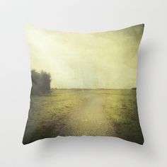 Any Place in the world Throw Pillow by Victoria Herrera - $20.00