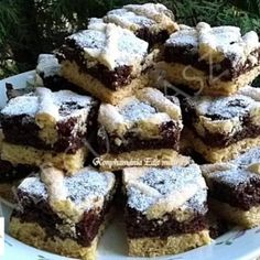 Poppy Cake, Hungarian Recipes, Nutella, Biscuits, Recipies, Sweets, Chocolate, Pastries, Cakes