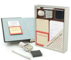 Personal library kit - $16
