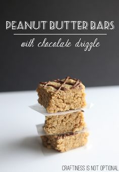 peanut-butter-bars-with-chocolate-drizzle-recipe